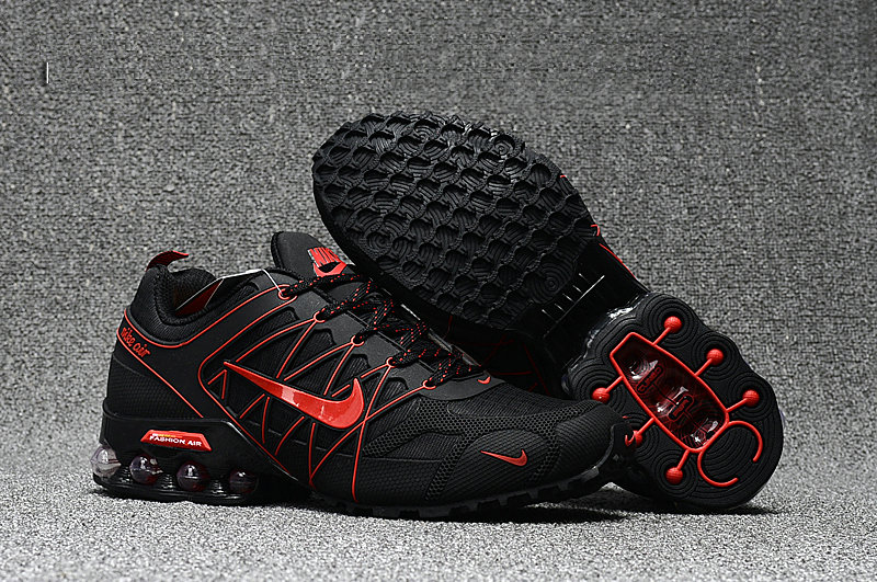 Cheap Wholesale Nike AirMax 2018 Men Fire Red Black