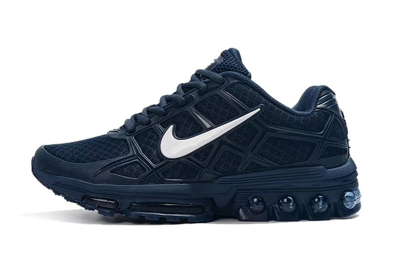 Wholesale Cheap Nike AirMaxs 2019 Mens Navy Blue White