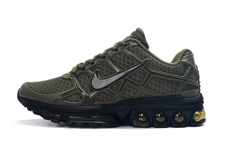 Wholesale Cheap Nike AirMaxs 2019 Mens Olive Black