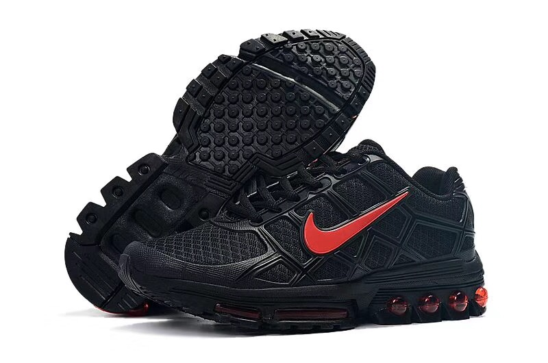 Wholesale Cheap Nike AirMaxs 2019 Mens Red Black
