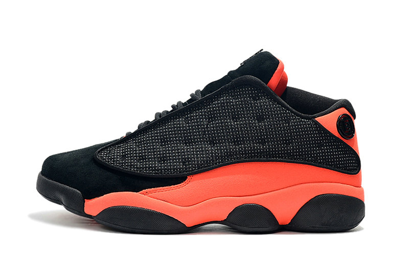 Wholesale Cheap Nike Clot x Air Jordan 13 Low AT3102-006 Black Infrared 23
