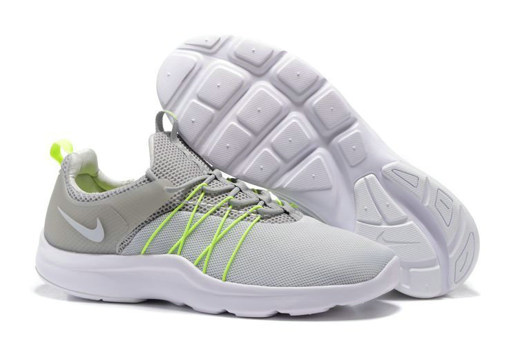 Cheap Wholesale Nike Darwin Grey Green White