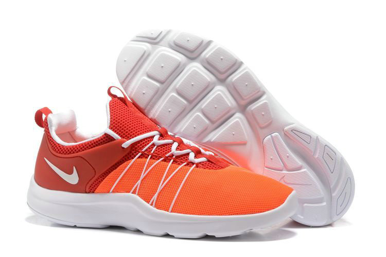 Cheap Wholesale Nike Darwin Orange White