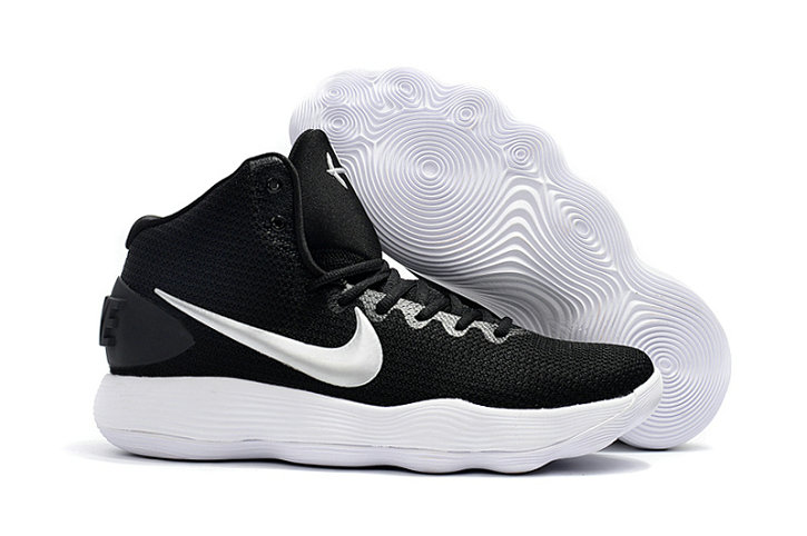 Cheap Wholesale Nike Hyperdunk 2017 Womens White Black