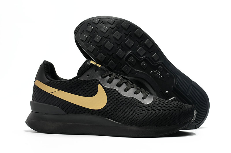 Cheap Nike Internationalist LT 17 Mens Gold Black