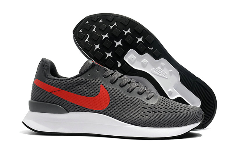 Cheap Nike Internationalist LT 17 Mens Grey Red Black White
