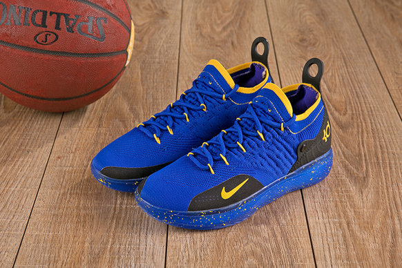 KD 11 Yellow Wholesale Cheap Nike KD 11 XI Black Yellow Blue - China Wholesale ...