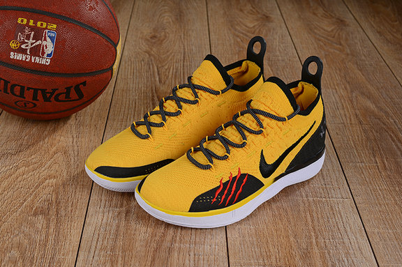 Wholesale Cheap Nike KD 11 XI Yellow Black White