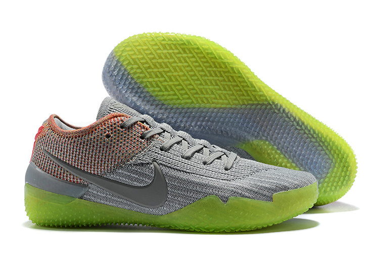 Wholesale Cheap Nike Koke NXT 360 Silver Grey Orange Green