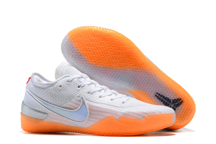 Wholesale Cheap Nike Koke NXT 360 White Orange Silver Grey