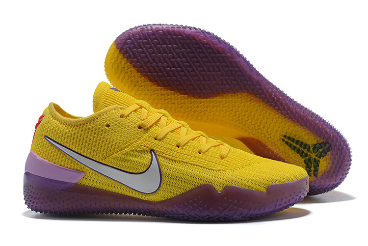 Wholesale Cheap Nike Koke NXT 360 Yellow Purple Grey