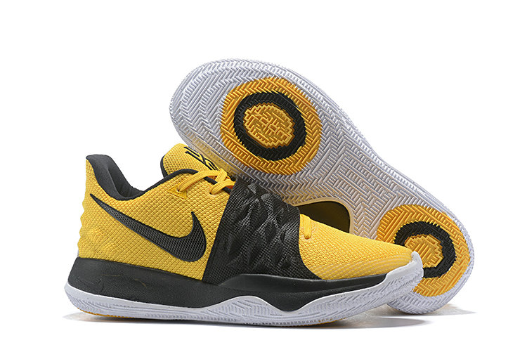 Wholesale Cheap Nike Kyrie 4 Low Amarillo Black AO8979-700