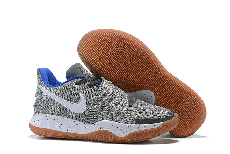Wholesale Cheap Nike Kyrie 4 Low Uncle Drew Atmosphere Grey White AO8979-005