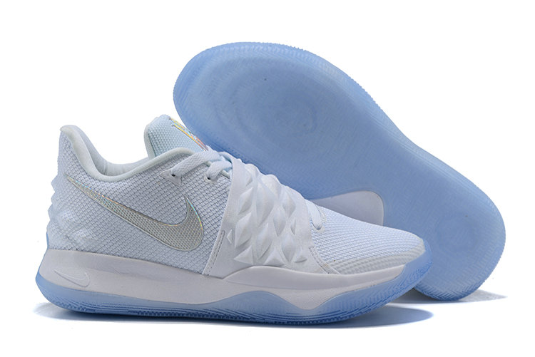 Wholesale Cheap Nike Kyrie 4 Low White Chrome