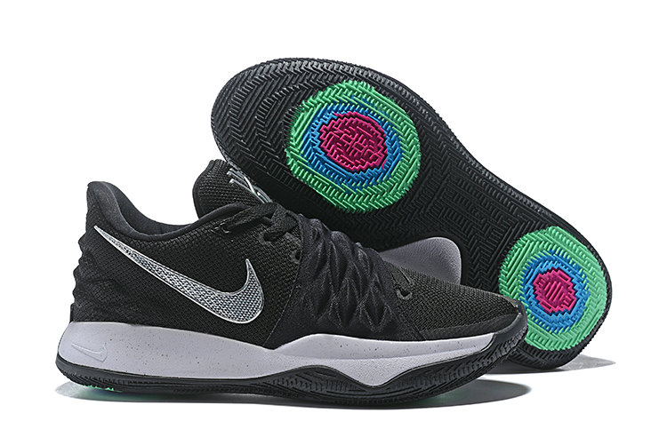 Wholesale Cheap Nike Kyrie Flytrap Irvings Basketball Shoes Black Silver Grey White Green Blue
