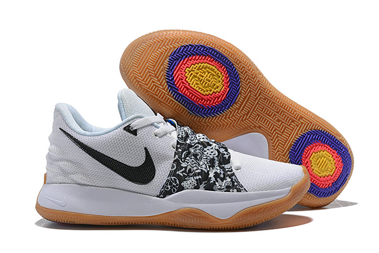 Wholesale Cheap Nike Kyrie Flytrap Irvings Basketball Shoes White Black Yellow Red Blue