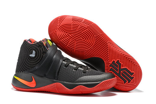 Cheap Wholesale Nike Kyrie Irving 2 (II) Black Red