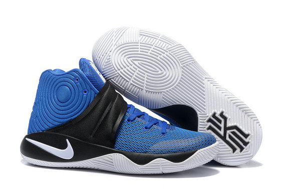 Cheap Wholesale Nike Kyrie Irving 2 (II) Blue Black White