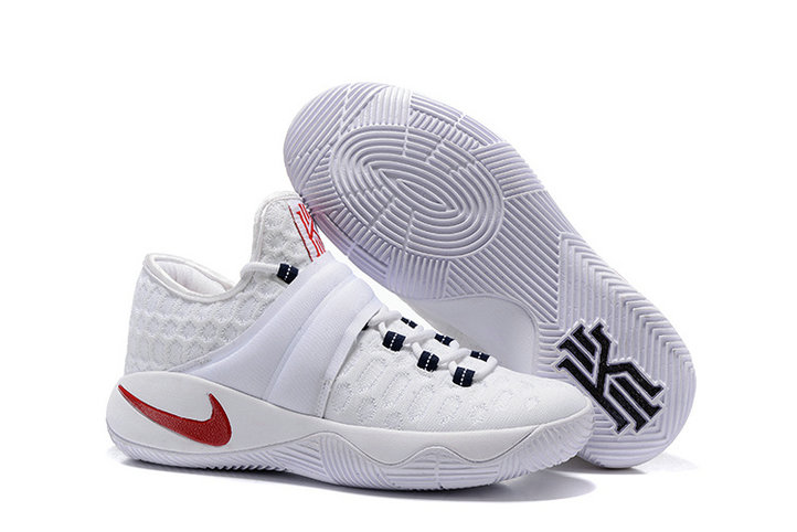 Cheap Wholesale Nike Kyrie Irving 2.5 Red White