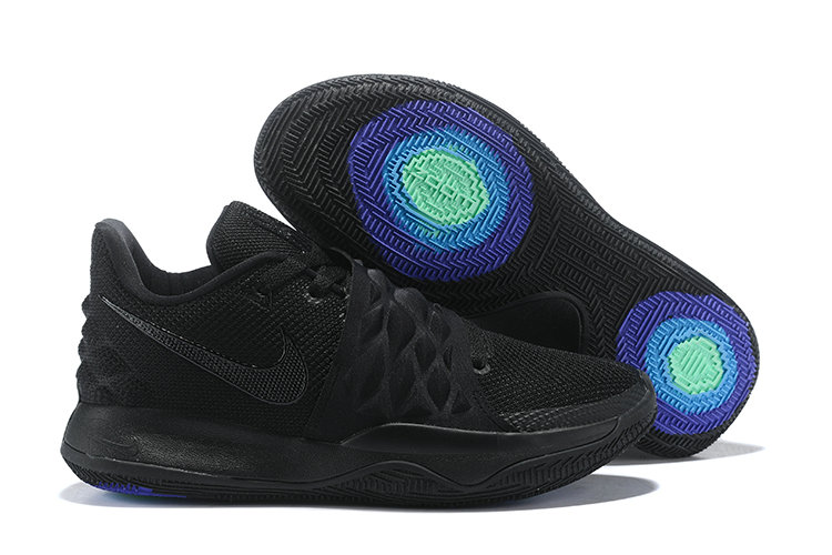 Wholesale Cheap Nike Kyrie Low EP AO8980004 Black-Black
