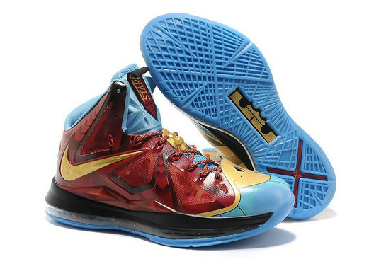 Cheap Wholesale Nike LeBron 10 Celebration Pack