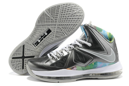Cheap Wholesale Nike LeBron 10 Prism