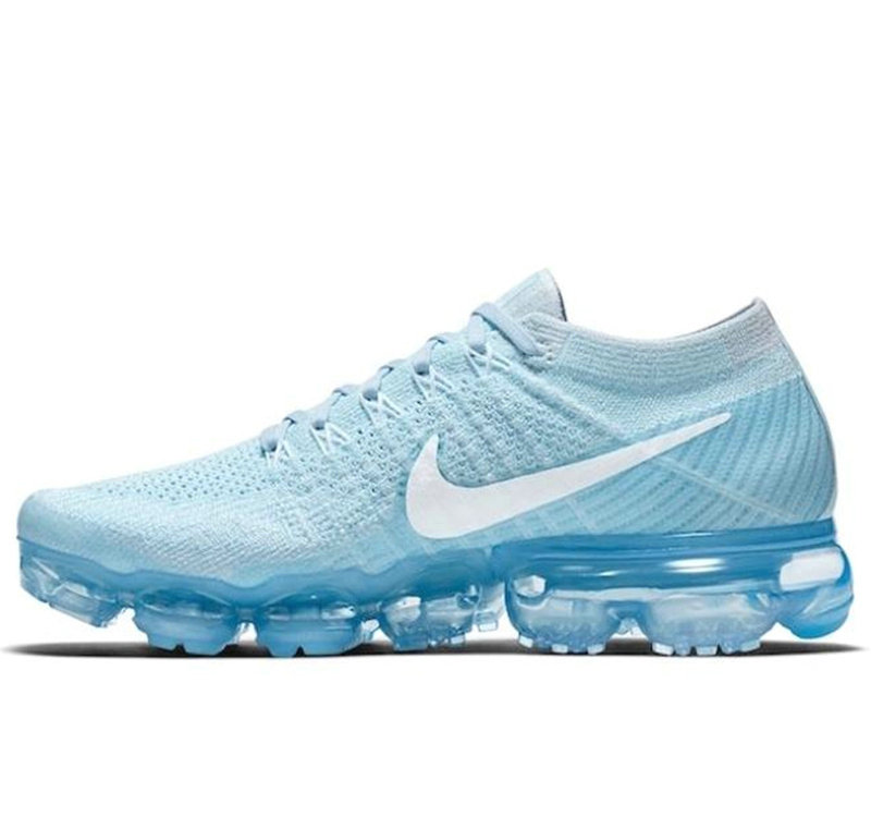 Cheap Wholesale Nike Nike Air VaporMax Flyknit Baby Blue Sportwear