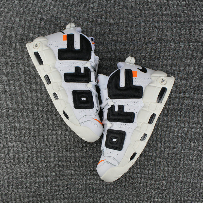 Cheap Wholesale Nike OFF White Nike Air More Uptempo Colorway FreeStyle