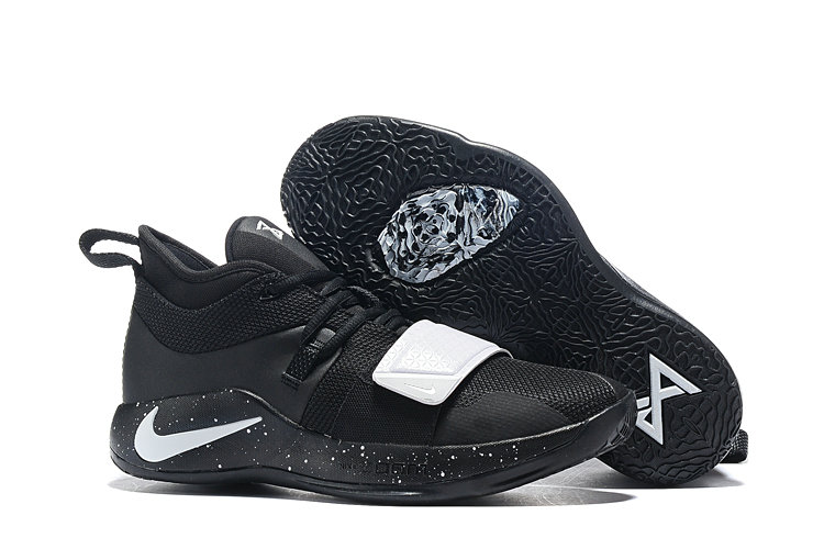 Wholesale Cheap Nike PG 2.5 Black White BQ8454-001