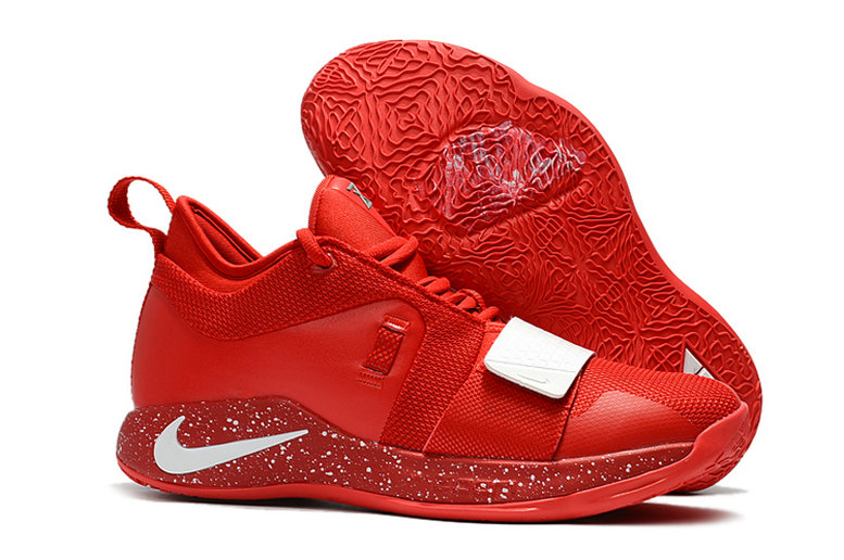 Wholesale Cheap Nike PG 2.5 China Red White