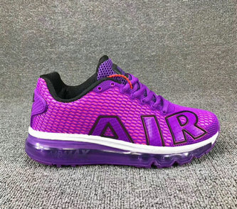 Cheap Wholesale Nike SportWear Air Max Flair Womens Purple White