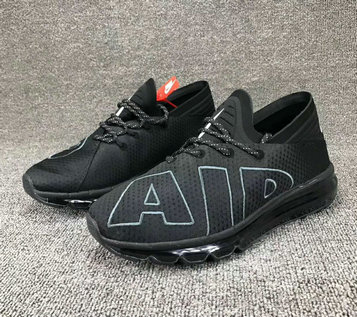 Cheap Wholesale Nike SportWear Mens Air Max Flair Total Black