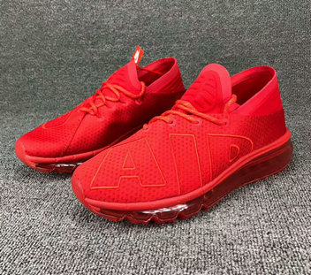 Cheap Wholesale Nike SportWear Mens Air Max Flair Total Red