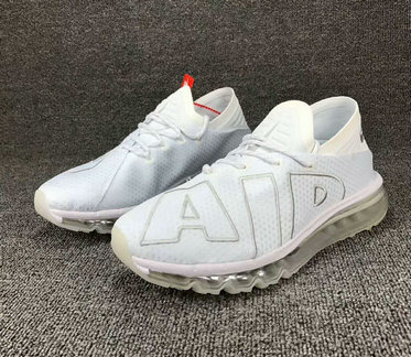 Cheap Wholesale Nike SportWear Mens Air Max Flair Total White