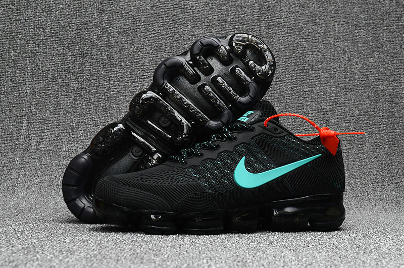 Cheap Wholesale Nike Sportwear Air VaporMax 2018 Womens Blue Black