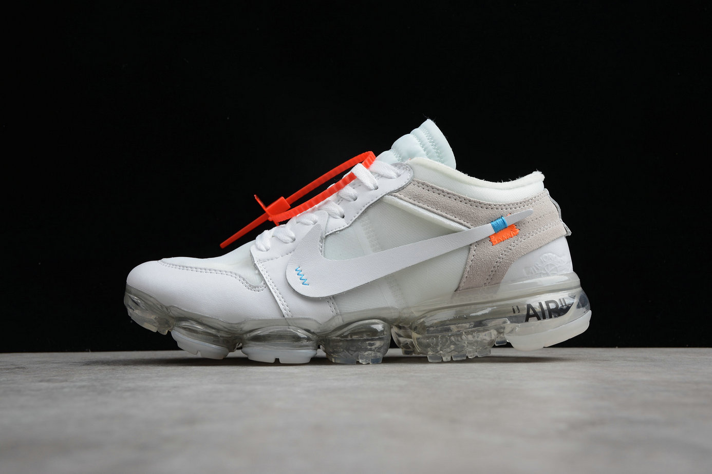 Wholesale Cheap Nike The 10 Air VaporMax Plus Jordan AA3839-004 All White All Blanc