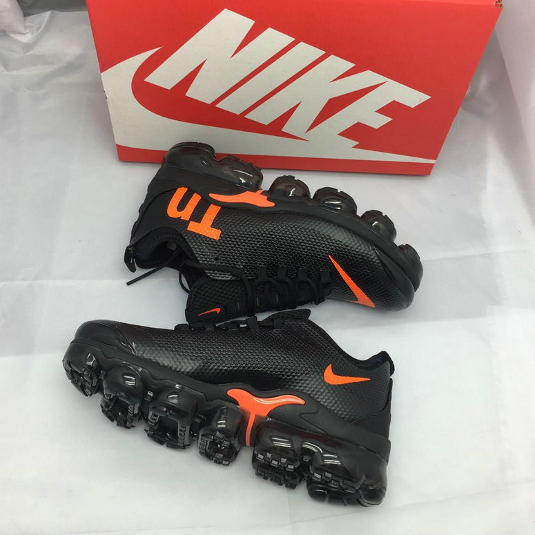Wholesale Cheap Nike VaporMax Plus TN Orange Black