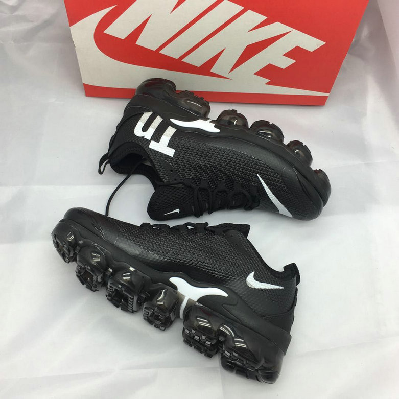 Wholesale Cheap Nike VaporMax Plus TN White Black