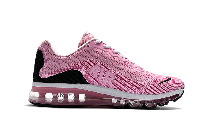 Cheap Wholesale Nike WMNS Air Max 2017 Pink Black White