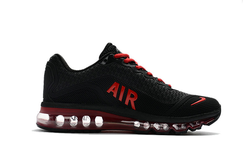 Cheap Wholesale Nike WMNS Air Max 2017 Red Black