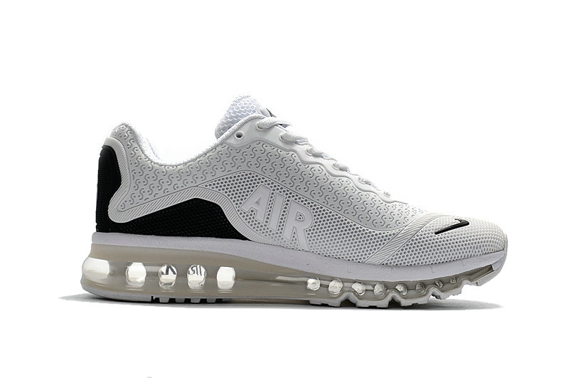 Cheap Wholesale Nike WMNS Air Max 2017 White Black