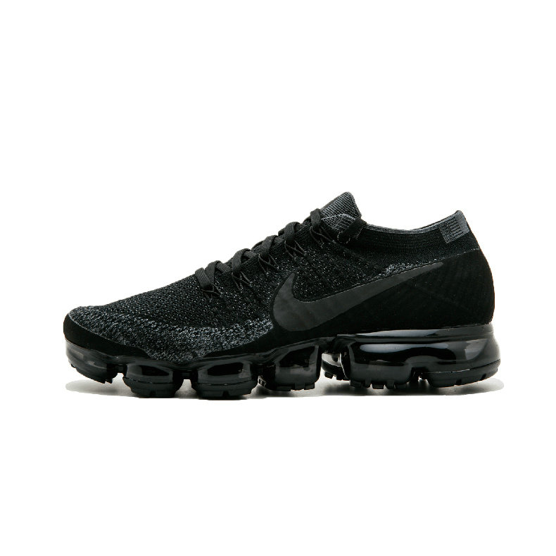 Cheap Wholesale Nike Womens Air VaporMax Flyknit BHM Black Grey