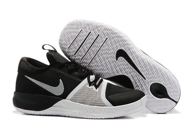 Cheap Wholesale Nike Zoom Assersion EP Black White Grey