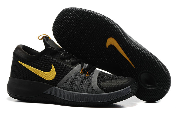 Cheap Wholesale Nike Zoom Assersion EP Gold Black Grey