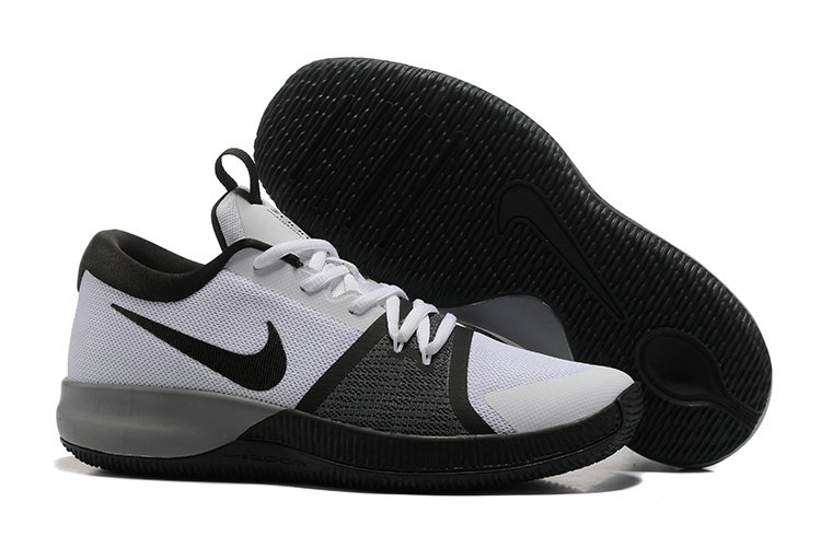 Cheap Wholesale Nike Zoom Assersion EP White Black Grey