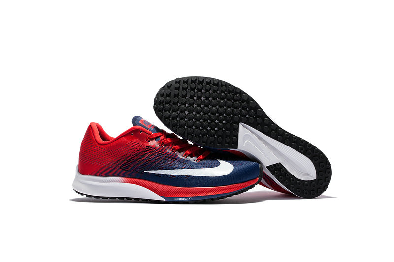 Cheap Wholesale Nike Zoom Elite 9 Mens Red Blue White Black