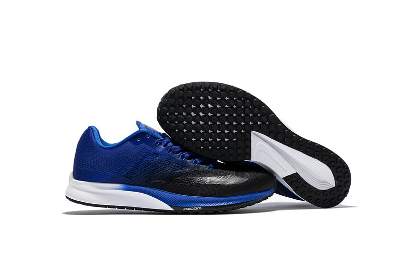 Cheap Wholesale Nike Zoom Elite 9 Mens Royal Blue Black White