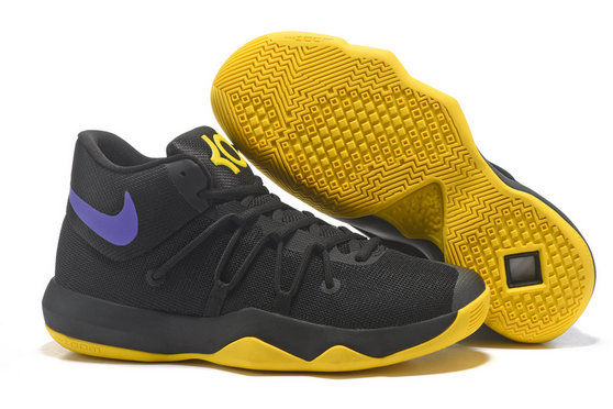 Cheap Wholesale Nike Zoom KD Trey 5 Hight Yellow Blue Black
