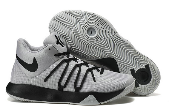 Cheap Wholesale Nike Zoom KD Trey 6 Grey Black