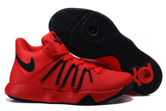 Cheap Wholesale Nike Zoom KD Trey 6 Red Black
